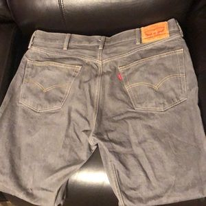 Levi 501 Jeans. Like new.